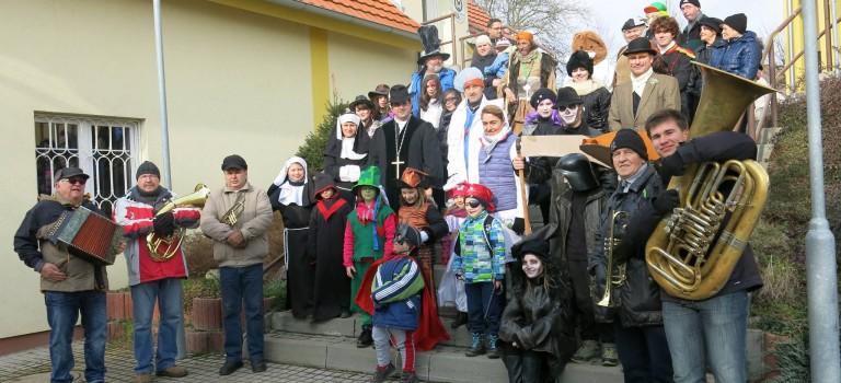 Němčovický Masopust 2016